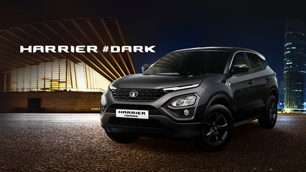 Tata Harrier Dark Edition New Variants Launched In India Starting At Rs 16.50 Lakh Model: Details