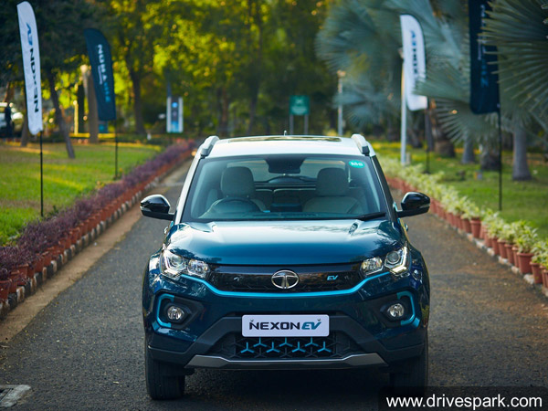 Tata Nexon EV Prices Increased On Select Variants In India: New Price List & Details