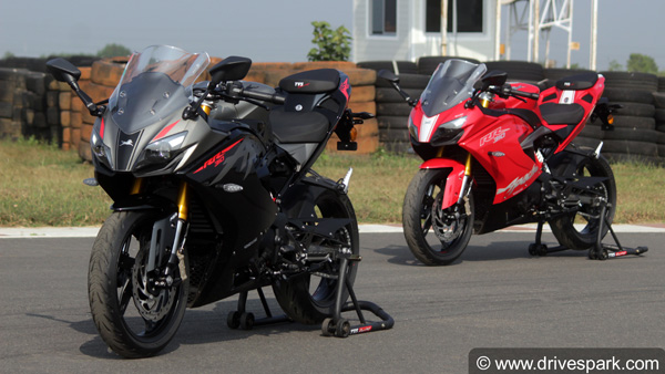 TVS Apache Global Milestone With 4 Million Units Of Sales Since 2005: Fast-Growing Premium Motorcycle Range In India