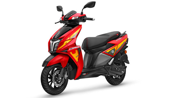 New TVS Ntorq 125 'SuperSquad' Edition Scooter Inspired By Avengers Characters: Priced At Rs 85,992