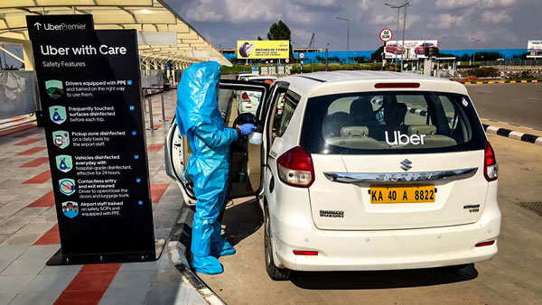 Uber India Partners With Lithium Urban Technologies: Will Deploy Over 1000 Electric Sedans