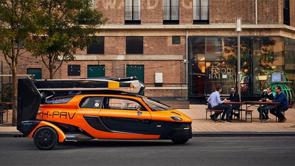 PAL-V Liberty Flying Car Is Now Road Legal In Europe: World's First Flying Car To Hit The Streets Of Netherlands Soon