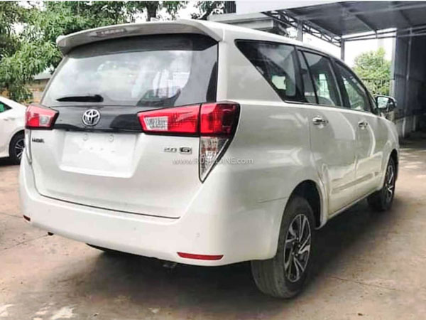 Toyota Innova Crysta Facelift (2021) Brochure Leaked Ahead Of India Launch: Details