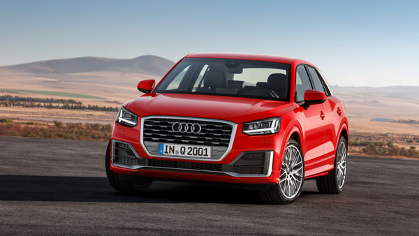 Audi Q2 Launched In India: Prices Start At Rs 34.99 Lakh
