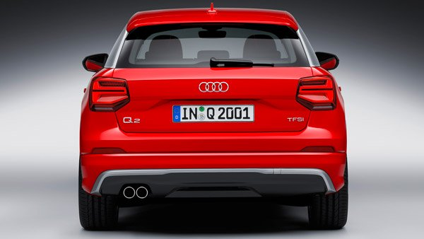 Audi Q2 India Launch Date Revealed: Here Are All The Details