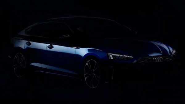 Audi S5 Sportback Teased Ahead Of Its India Launch: Here Are All The Details!