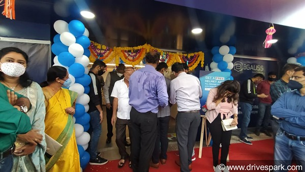 BGauss Inaugurates Its First Showroom In Maharashtra: Read More To Find Out