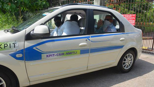 India's First Hydrogen Fuel Cell Car Testing Completed: Range, Technology, Specs & Other Details