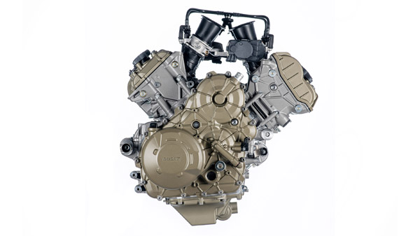 Ducati Granturismo V4 Engine Unveiled: Will Power The Next-Generation Multistrada