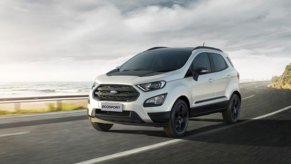 Ford EcoSport Price Hike Announced In India: Receives Marginal Increase