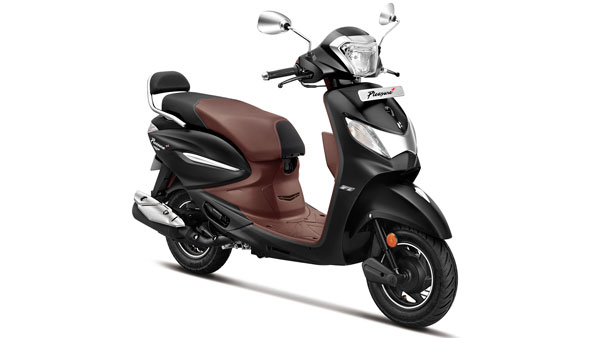 New Hero Pleasure+ Platinum Scooter Launched In India At Rs 60,950: Specs, Features & All Other Updates