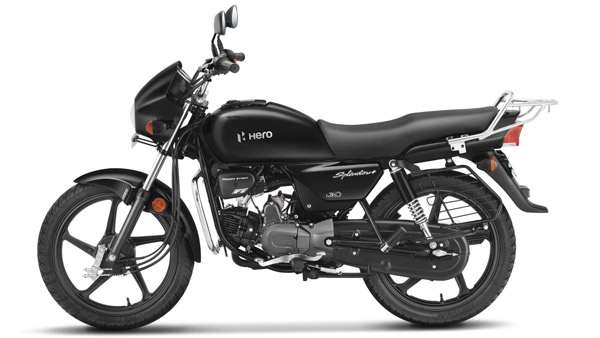 Hero Splendor+ Black & Accent Edition Launched With Personalization Options: Priced At Rs 64,670