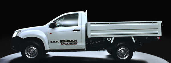 Isuzu BS6 D-Max Commercial Pick-Up Launch Date Revealed: Here Are The Details