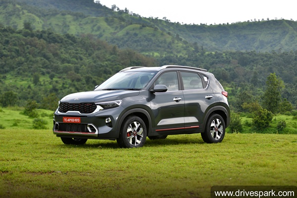 Kia Sonet Bookings Cross 50,000 Units Milestone Mark: New Achievement By Hyundai Venue Rival