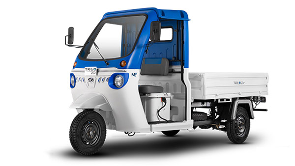 Mahindra Treo Zor Cargo EV Launched In India: Prices Start At Rs 2.73 Lakh