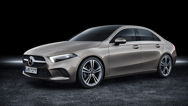 Mercedes-Benz A-Class India Launch Expected By End Of October: Variants & Details