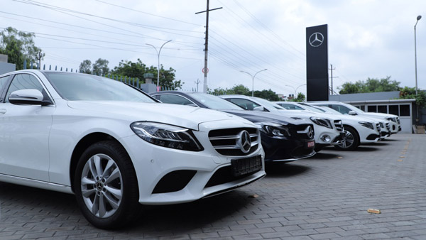 Mercedes-Benz India Sales Registers New Record This Festive Season: Here Are The Details