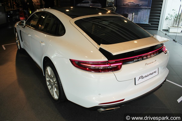 Porsche Panamera 4 10-Year Edition Review (First Look): Design, Specs, Features, Updates & All Other Details