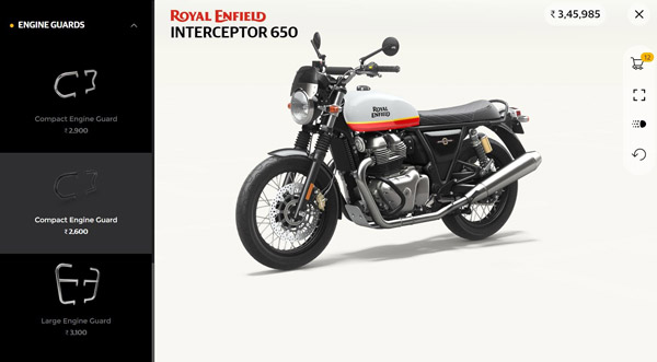 Royal Enfield 'Make-It-Yours' Motorcycle Personalization Platform Launched In India: Details