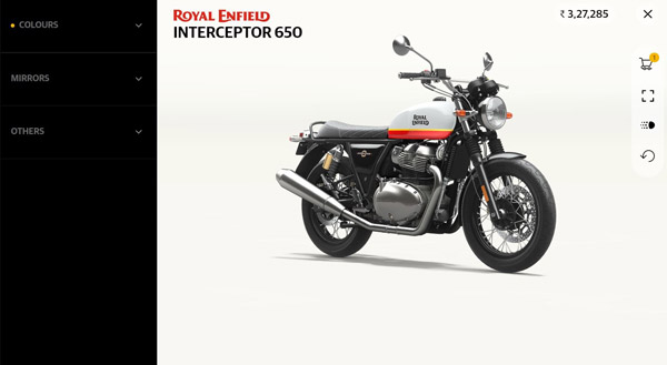 Royal Enfield 'Make-It-Yours' Launched In India: A Unique Motorcycle Personalization Platform