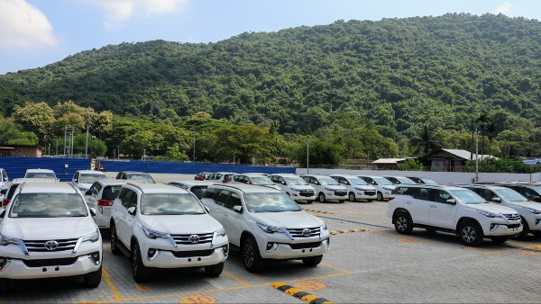 Toyota First Regional Stockyard Launched in India: Delivery Times To Reduce