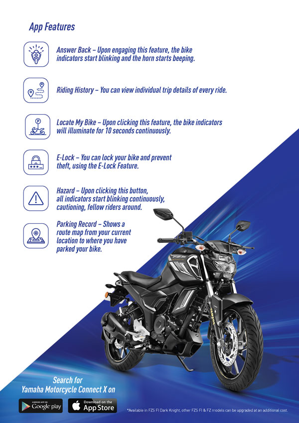 Yamaha FZS Dark Knight Edition Launched With Bluetooth Technology At Rs 1.07 Lakh: Specs, Features & Other Details