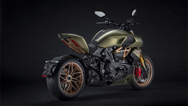 Ducati Diavel 1260 Lamborghini Unveiled: Limited Numbers, Specs & Other Details
