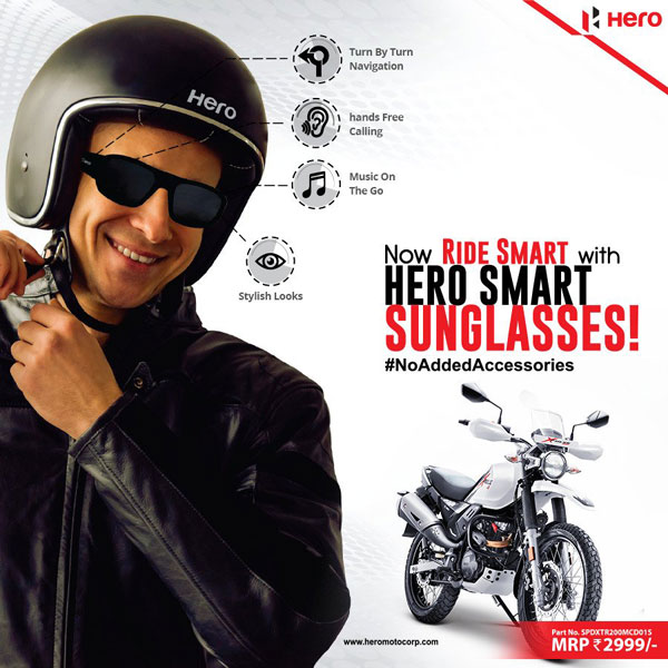 Hero Smart Sunglasses With Bluetooth Technology: Specs, Features, Price & Other Details