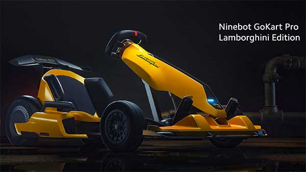 Xiaomi Go-Kart Lamborghini Edition From Ninebot: Prices, Specs, Features, Colours, Availability & All Other Details Explained