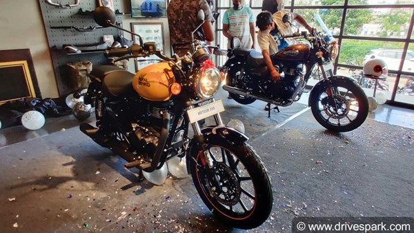 CEAT To Supply Tyres For The Royal Enfield Meteor 350: Here Are All The Details