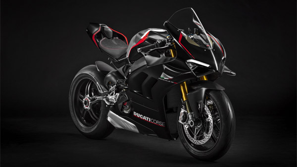 Ducati Panigale V4 SP Unveiled Globally: Lighter Components, Updated Electronics & More