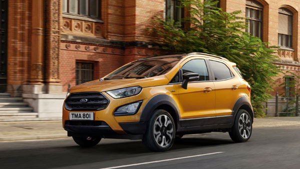2021 Ford EcoSport Active Revealed Globally: Specs, Design Updates, New Features, Prices & All Other Details Explained