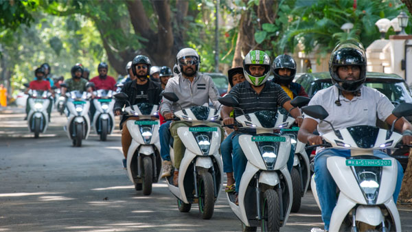 Ather Energy Receives New Investment Of 35 Million Dollars From Sachin Bansal & Hero MotoCorp: Here Are The Details
