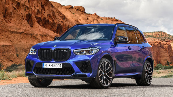 BMW X5 M Competition Launched In India: Prices Start At Rs 1.94 Crore