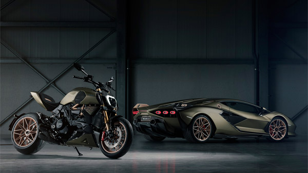 Ducati Diavel 1260 Lamborghini Edition Unveiled: Limited To Just 630 Units For The World