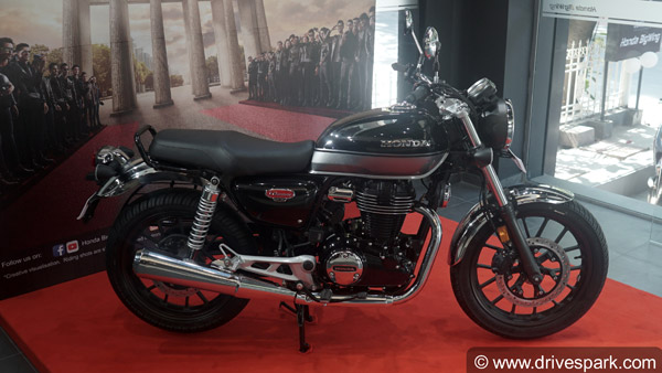 Honda H'Ness CB350 Deliveries Cross 1000 Units Mark: New Finance Schemes & Other Details