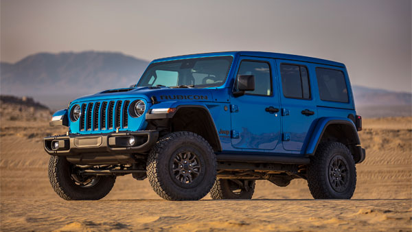 2021 Jeep Wrangler 392 Globally Unveiled: The Most Powerful Wrangler Now Powered By A V8 Engine