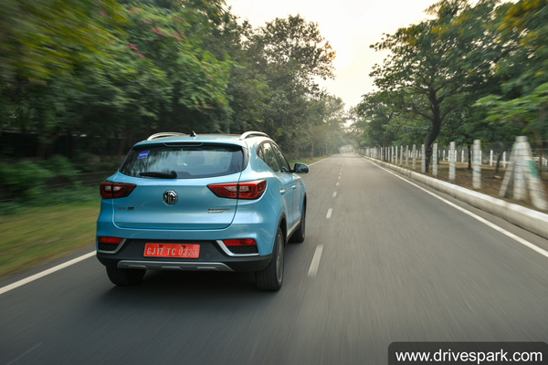 MG ZS EV Long Distance Trial Run From Delhi To Agra: Electric Challenege & Other Details