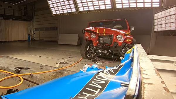 Mahindra Thar Global NCAP Crash Test Safety Rating: Secures An Impressive Four-Stars For Both Adult & Child Occupancy