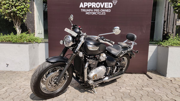 Triumph Motorcycles Launches Pre-Owned Sales In India: Warranty, RSA & Other Details