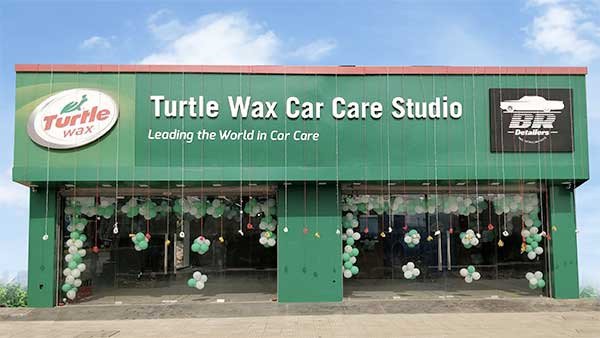 Turtle Wax Opens Three Premium Car Care Detailing Studios Across India