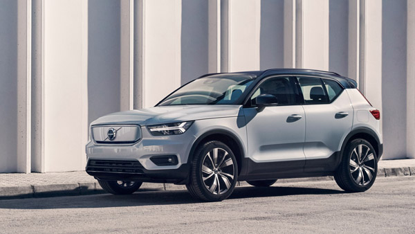Volvo XC40 Recharge Expected India Launch Timeline Revealed: To Rival Mercedes-Benz EQC