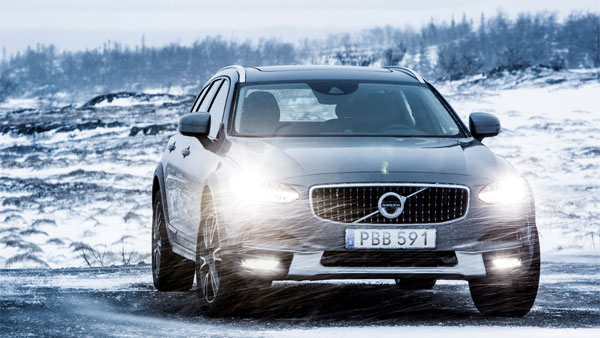 Volvo V90 Cross Country Removed From India Website