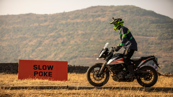 KTM Adventure Day First-Edition Conducted In Pune: Training Programme, Location & Other Details