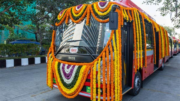 Tata Motors e-Buses Delivered To BEST In Mumbai: Range, Features, Route & Other Details