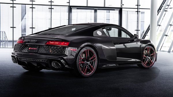 2021 Audi R8 Panther Edition Unveiled Internationally: Design Changes, Features, Specs & All Other Details