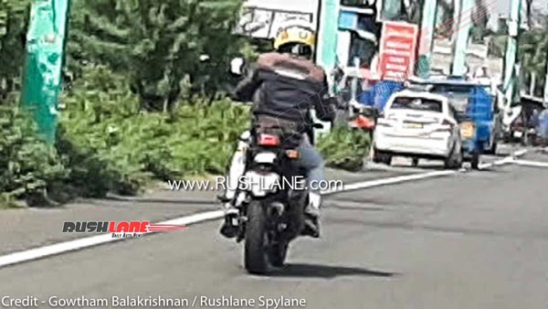 Royal Enfield Himalayan Spotted Testing: Read More To Find Out What's New
