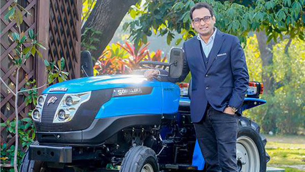 Sonalika Tiger Electric Tractor Launch In India