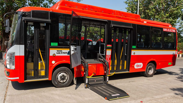Tata Motors e-Buses Delivered To BEST In Mumbai: 26 Units Added To The Fleet