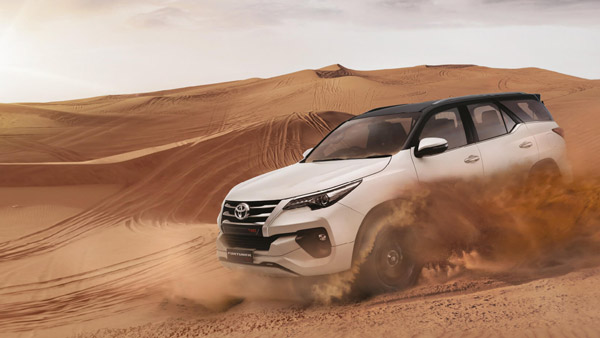 Toyota Fortuner TRD Discontinued: Company Working On Introducing Fortuner Facelift & Legender Version In India Soon